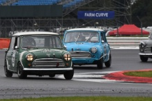 Silverstone Classic 201929 SPENCER Robert, GB, Austin Mini Cooper SAt the Home of British Motorsport. 26-28 July 2019Free for editorial use only Photo credit – JEP