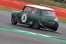 Silverstone Classic 20193 MIDDLEHURST Chris, GB, Morris Mini Cooper SAt the Home of British Motorsport. 26-28 July 2019Free for editorial use only Photo credit – JEP