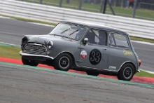 Silverstone Classic 201933 ASTIN Kane, GB, Morris Mini Cooper SAt the Home of British Motorsport. 26-28 July 2019Free for editorial use only Photo credit – JEP