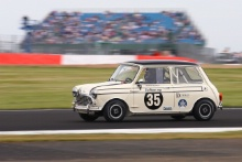 Silverstone Classic 201935 GJERDRUM Mads, NO, Austin Mini Cooper SAt the Home of British Motorsport. 26-28 July 2019Free for editorial use only Photo credit – JEP