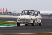 Silverstone Classic 201940 SKARNER Per, SE, Austin Mini Cooper SAt the Home of British Motorsport. 26-28 July 2019Free for editorial use only Photo credit – JEP