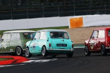 Silverstone Classic 201944 CAINE Michael, GB, Austin Mini Cooper SAt the Home of British Motorsport. 26-28 July 2019Free for editorial use only Photo credit – JEP