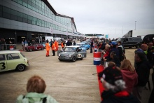Silverstone Classic 201945 OGDEN David, GB, Austin Mini Cooper SAt the Home of British Motorsport. 26-28 July 2019Free for editorial use only Photo credit – JEP