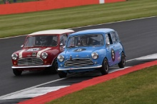 Silverstone Classic 20195 EKORNESS Lars, NO, Morris Mini Cooper SAt the Home of British Motorsport. 26-28 July 2019Free for editorial use only Photo credit – JEP