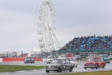 Silverstone Classic 2019Tim STANBRIDGE Morris Mini Cooper SAt the Home of British Motorsport. 26-28 July 2019Free for editorial use only Photo credit – JEP