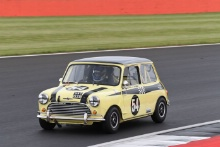 Silverstone Classic 201954 NAIRN Billy, GB, Morris Mini Cooper SAt the Home of British Motorsport. 26-28 July 2019Free for editorial use only Photo credit – JEP