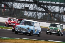 Silverstone Classic 201957 WARD William, GB, Austin Mini Cooper SAt the Home of British Motorsport. 26-28 July 2019Free for editorial use only Photo credit – JEP