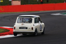 Silverstone Classic 201960 CAMERON Andrew, GB, Morris Mini Cooper SAt the Home of British Motorsport. 26-28 July 2019Free for editorial use only Photo credit – JEP