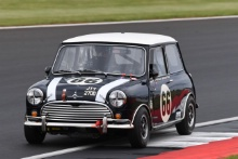 Silverstone Classic 201966 MCFADDEN Niall, IE, Austin Mini Cooper SAt the Home of British Motorsport. 26-28 July 2019Free for editorial use only Photo credit – JEP