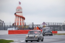 Silverstone Classic 201972 HARRISON Andy, GB, Morris Mini Cooper SAt the Home of British Motorsport. 26-28 July 2019Free for editorial use only Photo credit – JEP