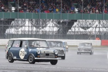 Silverstone Classic 201975 EVANS Simon, GB, Austin Mini Cooper SAt the Home of British Motorsport. 26-28 July 2019Free for editorial use only Photo credit – JEP