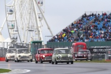 Silverstone Classic 201976 MORGAN Adam, GB, Morris Mini Cooper SAt the Home of British Motorsport. 26-28 July 2019Free for editorial use only Photo credit – JEP