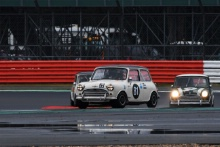 Silverstone Classic 201981 TURNER Darren, GB, Morris Mini Cooper SAt the Home of British Motorsport. 26-28 July 2019Free for editorial use only Photo credit – JEP