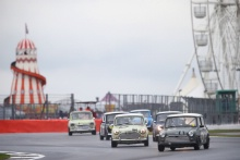 Silverstone Classic 201988 PADDY Nick, GB, Austin Mini Cooper SAt the Home of British Motorsport. 26-28 July 2019Free for editorial use only Photo credit – JEP