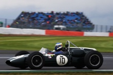 Silverstone Classic 201910 NUTHALL Will, GB, Cooper T53At the Home of British Motorsport. 26-28 July 2019Free for editorial use only Photo credit – JEP