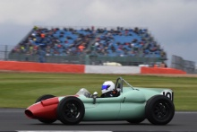 Silverstone Classic 2019101 DARK Tom, GB, Cooper T51At the Home of British Motorsport. 26-28 July 2019Free for editorial use only Photo credit – JEP