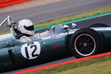 Silverstone Classic 201912 FRIEDRICHS Rudi, DE, Cooper T53At the Home of British Motorsport. 26-28 July 2019Free for editorial use only Photo credit – JEP