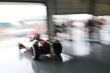 Silverstone Classic 2019127 HART Steve, GB, Cooper T51At the Home of British Motorsport. 26-28 July 2019Free for editorial use only Photo credit – JEP