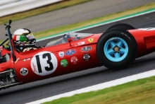 Silverstone Classic 201913 COLASACCO Joseph, IT, Ferrari 1512At the Home of British Motorsport. 26-28 July 2019Free for editorial use only Photo credit – JEP