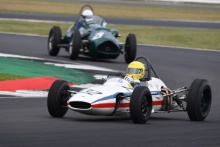Silverstone Classic 2019132 KINCH Larry, GB/CA, Lotus 32 TasmanAt the Home of British Motorsport. 26-28 July 2019Free for editorial use only Photo credit – JEP
