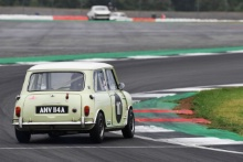 Silverstone Classic 2019117 HATTON Benjamin, GB, Morris Mini Cooper SAt the Home of British Motorsport. 26-28 July 2019Free for editorial use only Photo credit – JEP