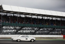 Silverstone Classic 2019263 SHEPHERD Bill, GB, BLOMQVIST Stig, SE, Ford GalaxieAt the Home of British Motorsport. 26-28 July 2019Free for editorial use only Photo credit – JEP