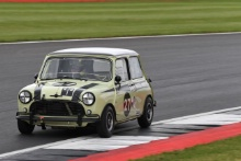 Silverstone Classic 201927 BOTTOMLEY Kevin, GB, LEWIS Jonathan, GB, Morris Mini Cooper SAt the Home of British Motorsport. 26-28 July 2019Free for editorial use only Photo credit – JEP
