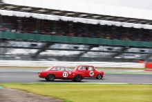 Silverstone Classic 201933 LAWLEY Andrew, GB, Alfa Romeo Giulia Sprint GTAAt the Home of British Motorsport. 26-28 July 2019Free for editorial use only Photo credit – JEP
