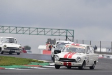 Silverstone Classic 201934 BALFE Shaun, GB, Ford Lotus CortinaAt the Home of British Motorsport. 26-28 July 2019Free for editorial use only Photo credit – JEP