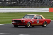 Silverstone Classic 201935 BURTON Mark, GB, Ford MustangAt the Home of British Motorsport. 26-28 July 2019Free for editorial use only Photo credit – JEP