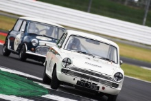 Silverstone Classic 201942 SPIERS John, GB, Ford Lotus CortinaAt the Home of British Motorsport. 26-28 July 2019Free for editorial use only Photo credit – JEP