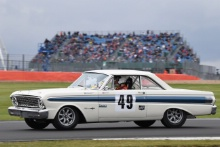 Silverstone Classic 201949 NYBLAEUS Nils-Fredrik, SE, WELCH Jeremy, GB, Ford Falcon SprintAt the Home of British Motorsport. 26-28 July 2019Free for editorial use only Photo credit – JEP