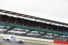 Silverstone Classic 201951 KING Nicholas, GB, Ford MustangAt the Home of British Motorsport. 26-28 July 2019Free for editorial use only Photo credit – JEP