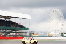 Silverstone Classic 201954 NAIRN Billy, GB, NAIRN Carl, GB, Morris Mini Cooper SAt the Home of British Motorsport. 26-28 July 2019Free for editorial use only Photo credit – JEP