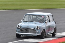 Silverstone Classic 2019711 LEWIS Dan, GB, Austin Mini Cooper SAt the Home of British Motorsport. 26-28 July 2019Free for editorial use only Photo credit – JEP