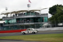 Silverstone Classic 2019O.STREEK / M.STREEK Ford Lotus CortinaAt the Home of British Motorsport. 26-28 July 2019Free for editorial use only Photo credit – JEP
