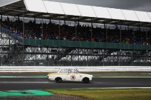 Silverstone Classic 201979 MARTIN Mark, GB, SOPER Steve, GB, Ford Lotus CortinaAt the Home of British Motorsport. 26-28 July 2019Free for editorial use only Photo credit – JEP