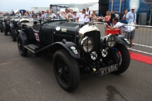 Silverstone Classic 201923 BELL Alex, GB, WELCH Jeremy, GB, Bentley 3/4½At the Home of British Motorsport. 26-28 July 2019Free for editorial use only Photo credit – JEP