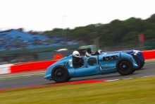 Silverstone Classic 2019David AYRE Barnato Hassan SpecialAt the Home of British Motorsport. 26-28 July 2019Free for editorial use only Photo credit – JEP