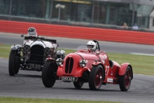 Silverstone Classic 201927 DUBSKY Peter, AT, Aston Martin 15/98 2-seaterAt the Home of British Motorsport. 26-28 July 2019Free for editorial use only Photo credit – JEP