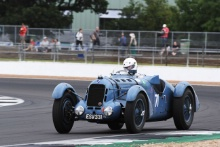 Silverstone Classic 201971 BECHTOLSHEIMER Till, GB, Talbot Lago T150CAt the Home of British Motorsport. 26-28 July 2019Free for editorial use only Photo credit – JEP