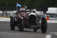 Silverstone Classic 201975 WALTON Matt, GB, Bentley 3/8At the Home of British Motorsport. 26-28 July 2019Free for editorial use only Photo credit – JEP