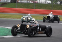 Silverstone Classic 20198 FRIEDRICHS Rüdiger, DE, Alvis Firefly 4.3At the Home of British Motorsport. 26-28 July 2019Free for editorial use only Photo credit – JEP