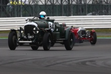 Silverstone Classic 201984 SANDWITH Neil, GB, Bentley 3/4½At the Home of British Motorsport. 26-28 July 2019Free for editorial use only Photo credit – JEP