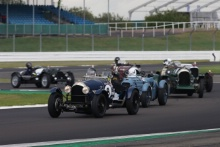 Silverstone Classic 20199 HUDSON Richard, GB, MORLEY Stuart, GB, Bentley 3/4½At the Home of British Motorsport. 26-28 July 2019Free for editorial use only Photo credit – JEP