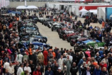 Silverstone Classic 2019Assembly AreaAt the Home of British Motorsport. 26-28 July 2019Free for editorial use only Photo credit – JEP