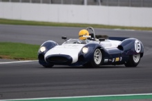 Silverstone Classic 201916 JOLLY Chris, GB, FARTHING Steve, GB, Cooper Monaco T61MAt the Home of British Motorsport. 26-28 July 2019Free for editorial use onlyPhoto credit – JEP