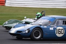 Silverstone Classic 2019160 BIRCH Michael, GB, Elva GT160At the Home of British Motorsport. 26-28 July 2019Free for editorial use onlyPhoto credit – JEP