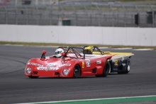 Silverstone Classic 201925 GANS Michael, US, Lola T290At the Home of British Motorsport. 26-28 July 2019Free for editorial use onlyPhoto credit – JEP
