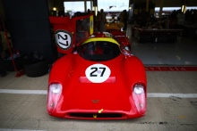 Silverstone Classic 201927 SHELDON John, GB, Chevron B16At the Home of British Motorsport. 26-28 July 2019Free for editorial use onlyPhoto credit – JEP